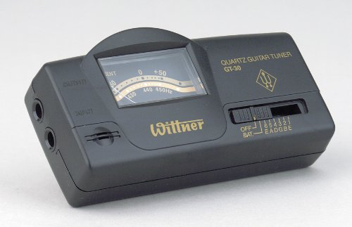Wittner Gt30 Guitar Tuner With Built-In Mic