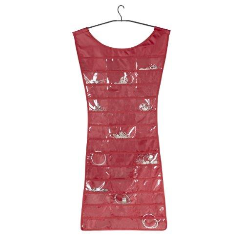 umbra-little-dress-jewellery-organiser-red