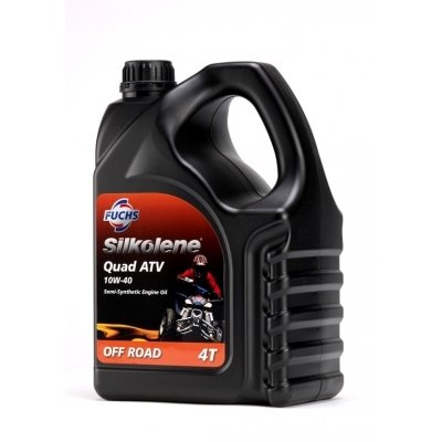 silkolene-quad-atv-10w-40-semi-synthetic-4t-engine-oil-4-litres