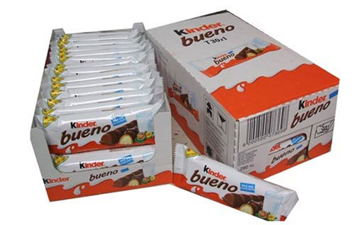 Kinder Bueno 30pc Case
