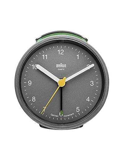 Braun Alarm Clock, Grey