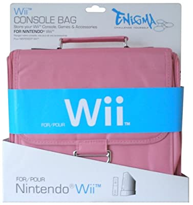 Enigma Pink Console Bag