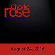 Writers Radio/TV Program by Charlie Rose, Marlon James, Terry McDonnell Narrated by Charlie Rose