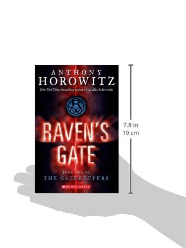 Raven's Gate (Gatekeepers)