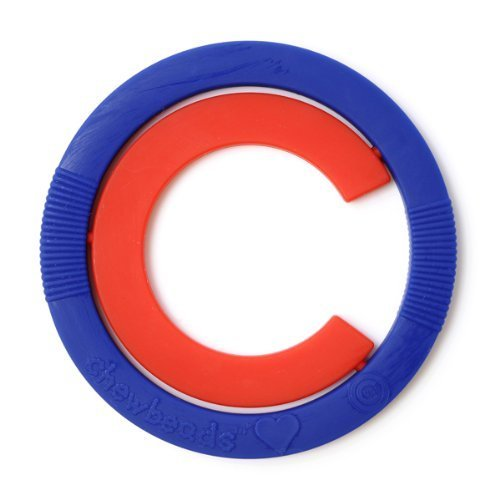 Chewbeads MLB Gameday Teether - Chicago Cubs