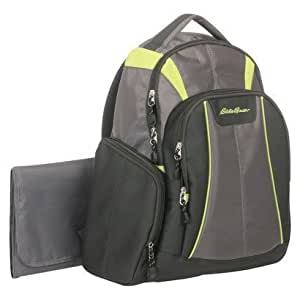 eddie bauer places spaces diaper backpack baby. Black Bedroom Furniture Sets. Home Design Ideas