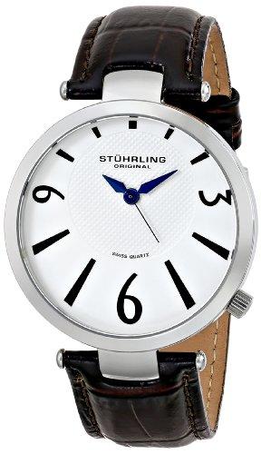 stuhrling-15101-42mm-brown-calfskin-stainless-steel-case-quartz-mens-watch
