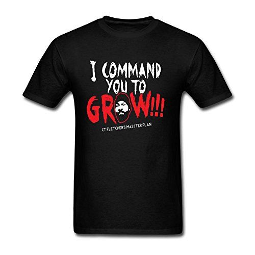 mens-mens-ct-fletcher-i-command-you-to-grow-t-shirt-short-sleeve-t-shirt