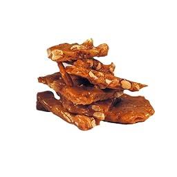 Carolyn\'s Handmade Peanut Brittle Bulk, 480 Ounce (= 30lbs)