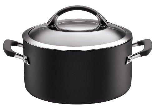 Anolon 24 cm/6-Quart Covered Stock Pot