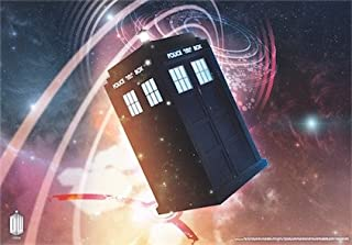 Doctor Who Wallpaper Mural - Tardis 2 (Fixed Size)