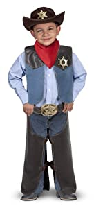 Melissa & Doug Cowboy Role Play Costume