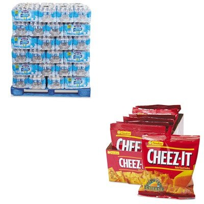 kitkeb12233nle101264-value-kit-nestle-pure-life-purified-water-nle101264-and-kelloggs-cheez-it-crack