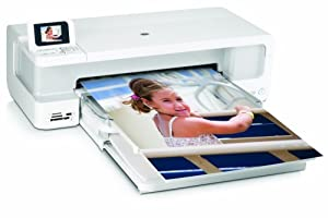 HP Photosmart B8550 Inkjet Photo Printer