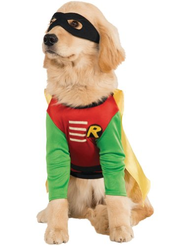 Small - Cat & Dog Costume Robin Small