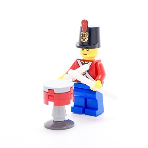 LEGO Collectible Minifigures 2011 Series IMPERIAL SOLDIER WITH DRUM (Loose Figure) (Lego Pirates Imperial Soldiers compare prices)