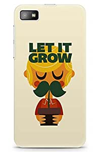 GeekCases Let It Grow Back Case for Blackberry Z10