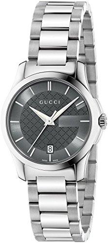 GUCCI G-TIMELESS YA126522 WATCH LADY SIZE NEW model SWISS MADE