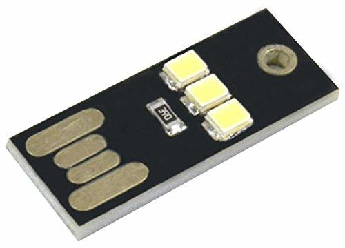 Demarkt LED Abend Lese Lampe 0.2W MINI Touchdown Schlater USB Mobile Lampe Leuchte Licht