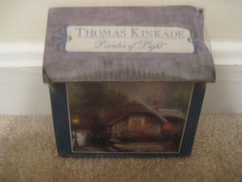 Thomas Kinkade Heather's Hutch, 100 Piece Jigsaw Puzzle