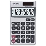 Casio SL-300 Wallet Style Pocket Calculator