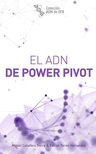 El ADN de Power Pivot: Construcción de Modelos de Datos y Lenguaje DAX: De Básico a Avanzado (Colección ADN nº 1)