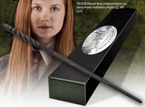 ginny weasley wand. Ginny Weasley Character Wand.