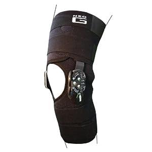 Neo G Medical Grade VCS Adjusta Custom Fit Hinged Knee Brace, fully adjustable for... by Neo-G