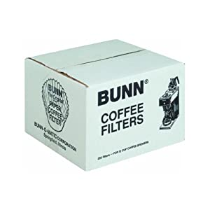 Coffee Filter For Bunn Coffee Maker : Amazon.com: Bunn Home Brewer Coffee Filter: Health & Personal Care