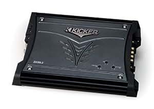 Kicker 08ZX3502 2X175-Watt Stereo Amplifier