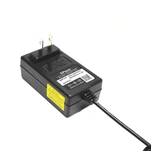 EPtech (6.5Ft Extra Long) 12V MAINS DREAMBOX DM500 DM500C PVR AC Adapter POWER SUPPLY PLUG