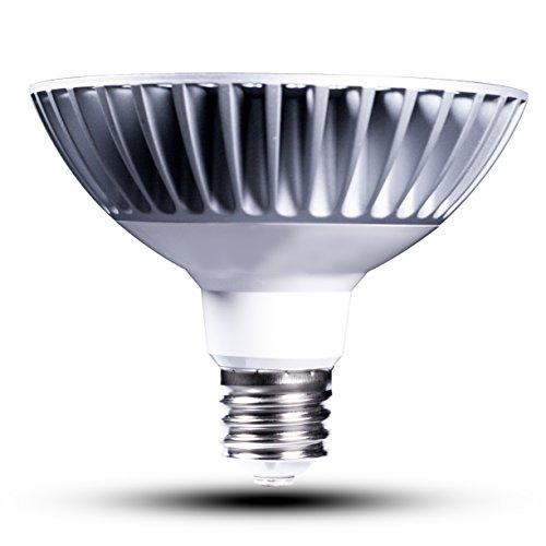 Kobi Electric K6L7 32-Watt (135-Watt) Par56 277V Multi Voltage Led 5000K Cool White High Bay Indoor Light Bulb, Non-Dimmable