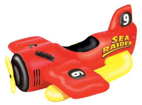 Searaider Inflatable Ride-On Kiddie 1 Red front-398634