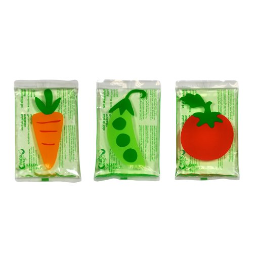 green sprouts 3 Count Lunch Chillers - 1