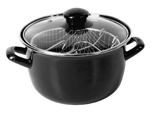Crealys-Essential-Freidora-de-acero-esmaltado-dimetro-de-20-cm