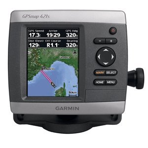 Garmin GPSMAP 421S GPS Chartplotter/Fishfinder Combo w/o Transducer