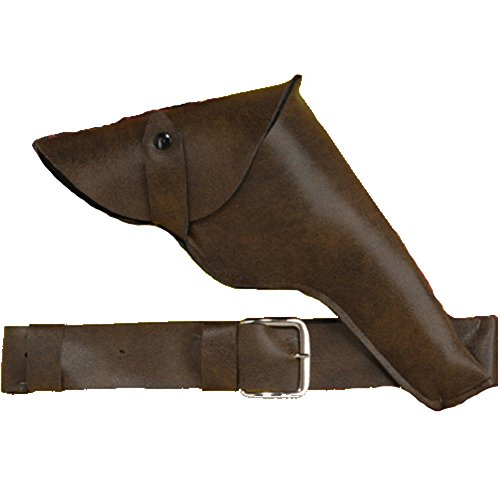 Gun Holster And Belt Indiana Jones Costume Accessory Prop