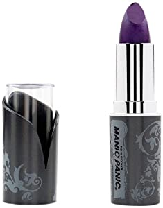 Manic Panic Lip Locked Lipstick, Deadly Night, 0.11 Ounce