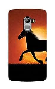 ZAPCASE PRINTED BACK COVER FOR Lenovo K4 Note