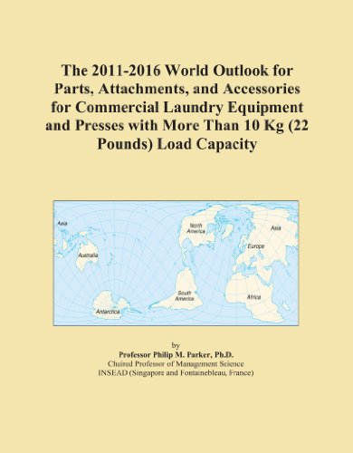 The 2011-2016 World Outlook For Parts, Attachments, And Accessories For Commercial Laundry Equipment And Presses With More Than 10 Kg (22 Pounds) Load Capacity front-544004