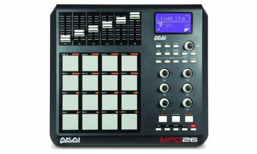 SAKAI MPD26 USB/MIDI pad