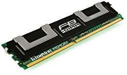 KINGSTON ValueRAM Server/Workstation KVR667D2D8F5/1G 1GB 667MHz DDR2 ECC Fully Buffered CL5 DIMM Dual Rank