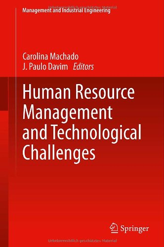 Human Resource Management And Technological Challenges (Management And Industrial Engineering)