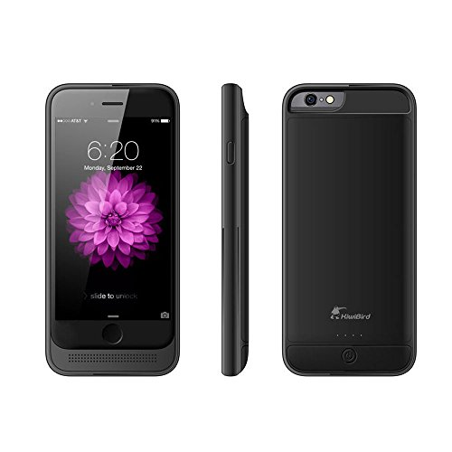 KiwiBird 3000mAh Charger Case Power Bank (For Apple)