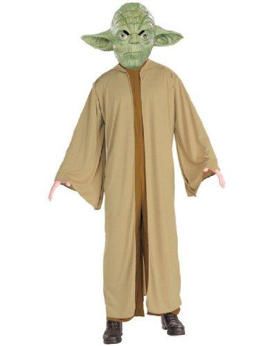 Star Wars Child'S Yoda Costume, Medium