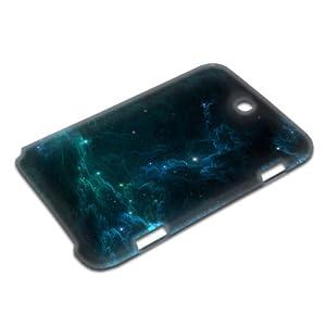 Weltraum 10055, Sterne, Design Gloss 3D Hard Case Hülle Shutzhülle Handytasche Tasche für Samsung Note 8.0 N5100.