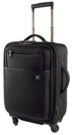 Victorinox Luggage Avolve 2.0 20, Black, One Size