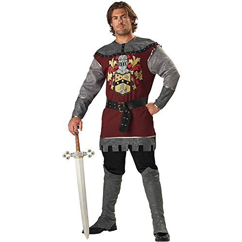 Noble Knight Adult Costume Size X-large