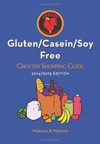 2014/2015 Gluten/Casein/Soy Free Grocery Shopping Guide