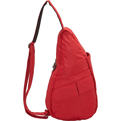 ameribag-healthy-back-bag-evo-micro-fiber-extra-small-red